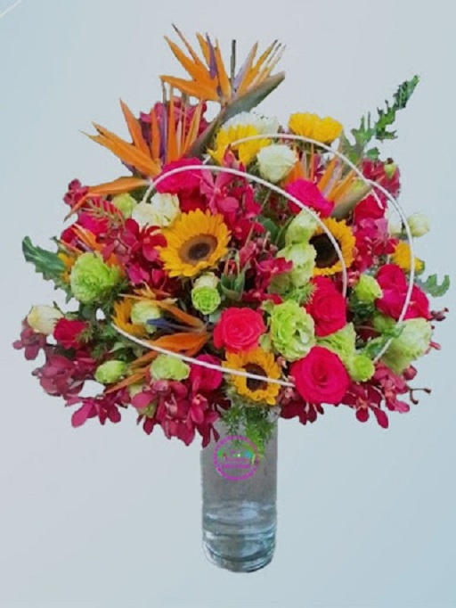 Hoa sinh nhật có giá phân khúc cao