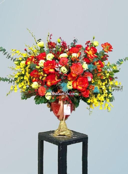 Hoa sinh nhật có giá Vip