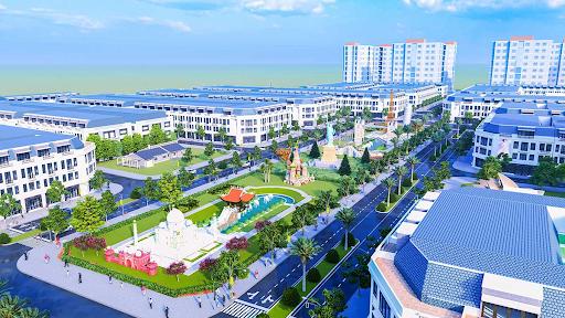 Khu đô thị Việt Hàn City
