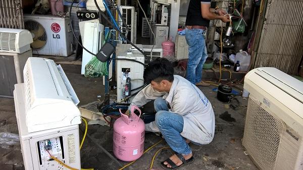 thợ sửa điều hòa Phan Anh