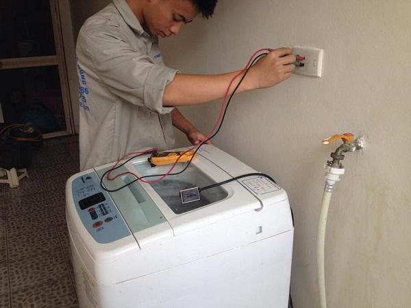 Thợ Sửa Máy Giặt Trung Tâm 16 Độ