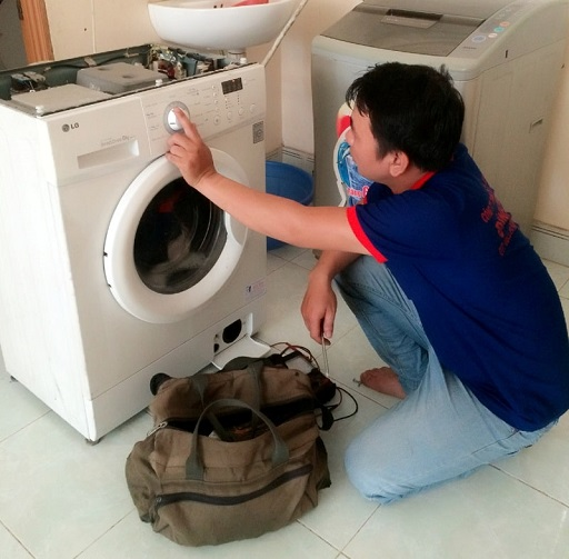Thợ Sửa máy giặt QAZ
