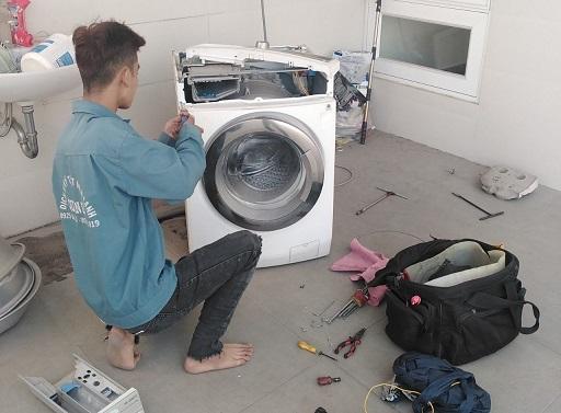 Thợ Sửa máy giặt Quang Toản