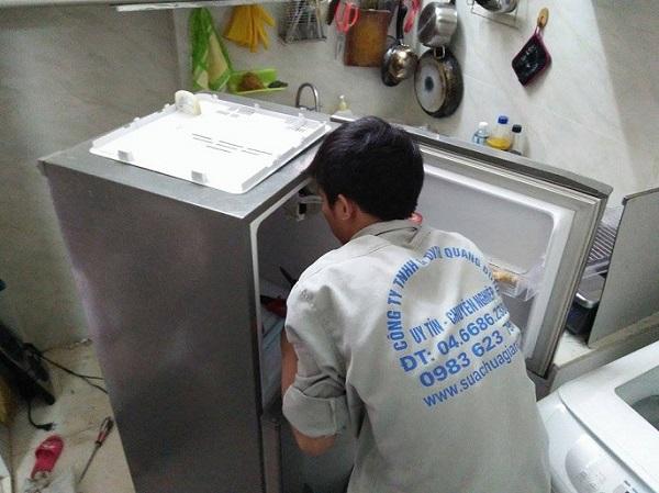 Dịch vụ sửa Tủ Lạnh tại nhà Tuấn Liên
