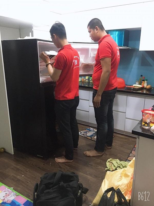 Thợ Sửa Tủ Lạnh Trung Tâm 16 Độ