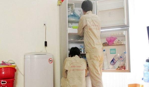Sửa chữa Tủ Lạnh Liên Cơ