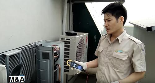 Thợ sửa chữa điện lạnh Hoàng Xuân