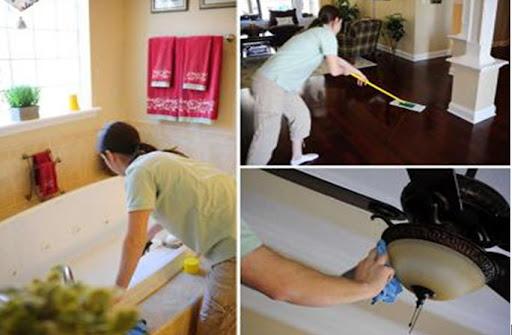 dịch vụ dọn dẹp vệ sinh ở HCM