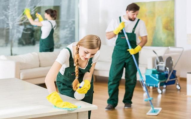 dịch vụ vệ sinh Nhà Dọn Phố