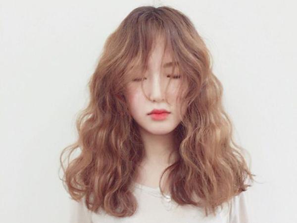 tóc xoăn sóng nước lọn nhỏ